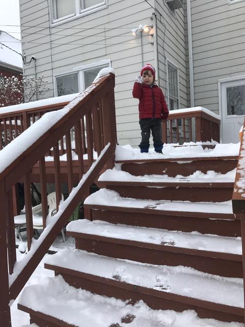 evan snow